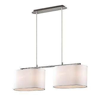 Ideal Lux - IDL074962 luz colgante doble Sheraton