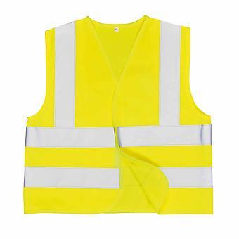 sUw - Hi-Vis Junior Vest gule store