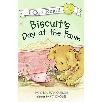 Biscuit's Day at the Farm by Alyssa Satin Capucilli - Pat Schories -