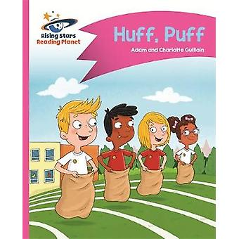Reading Planet - Huff - Puff - Pink B - Comet Street Kids by Adam Guil