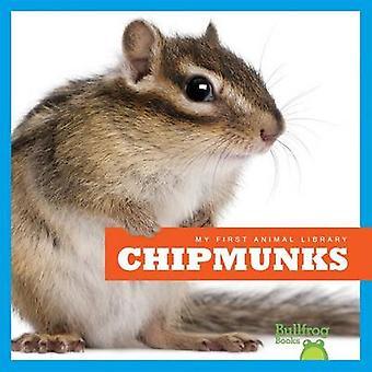 Chipmunks by Mari C Schuh - 9781620312889 Book