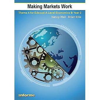 Making Markets Work - Theme 4 for Edexcel A Level Economics B Year 2 b