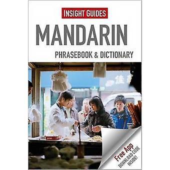 Insight Guides Phrasebooks - Mandarin - 9781780058320 Book