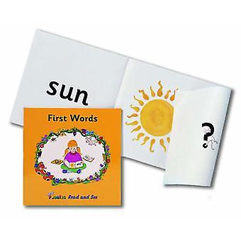 Jolly Phonics Read and See by Susan M. Lloyd - Sara Wernham - 9781903