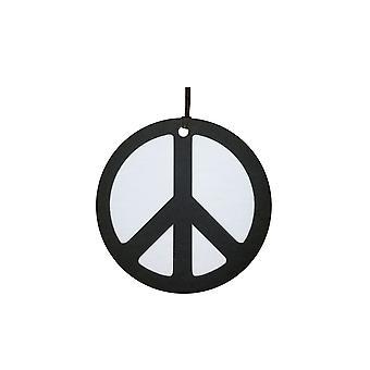 Peace Logo Car Air Freshener