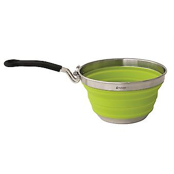 Outwell Collaps 1.5L Saucepan Lime Green