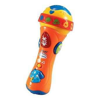 Sing along mikrofoni on VTech Baby