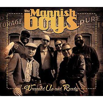 Mannish Boys - Wrapped Up & Ready [CD] USA import