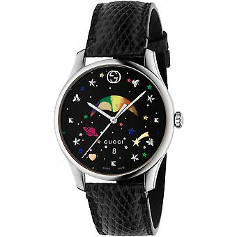 Gucci Ya1264045 Stars And Planet Moonphase Dial Ladies Watch
