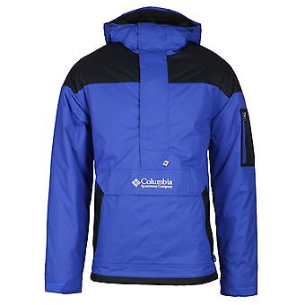 Columbia Challenger Electric Blue et Black Anorak
