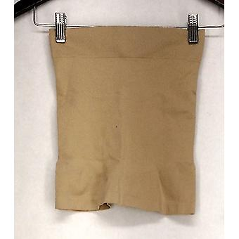 Slim 'N Lift Shaper Stretch Knit Slip Shapewear Camel Beige