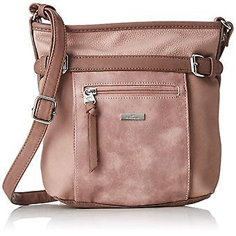 Tom Tailor 24414 Women's Red shoulder bag (rose 04)) 7.5x24x26 cm (B x H x T)