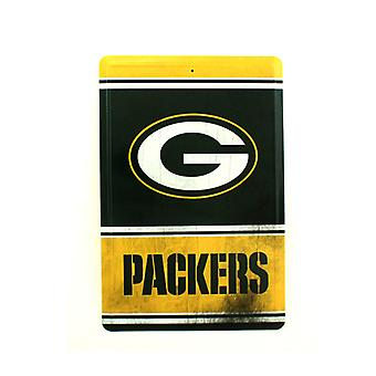 Green Bay Packers NFL Team Logo Tin Sign
