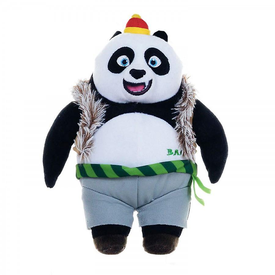 Kung Fu Panda Plush Medium Size 25cm  (One Supplied)