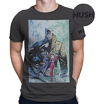 כיסוי באטמן בסוד גברים ' חולצת טריקו