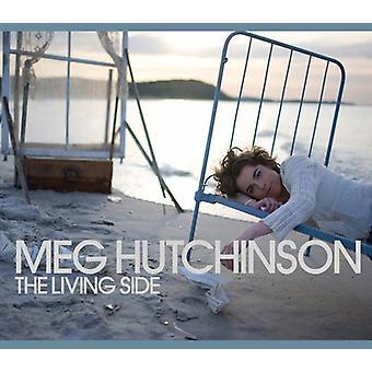 Meg Hutchinson - Living Side [CD] USA import