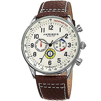Akribos XXIV Clock Man Ref. AK751(1)