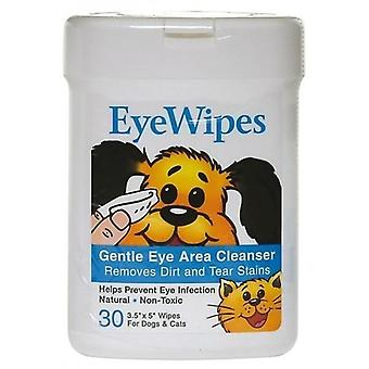 Petkin Wipes Eye pkt 30