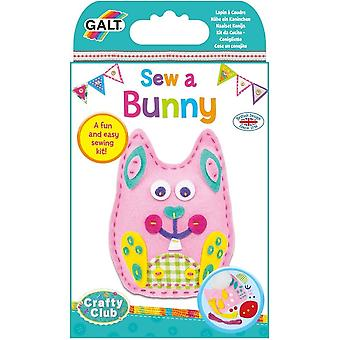 Galt Sew A Bunny  - Craft Kit
