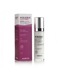 Sesderma Acglicolic Clássico Hidratante Gel Cream Forte 50ml