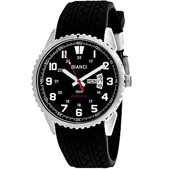 Roberto Bianci Men's Ricci Black Dial Uhr - RB70990