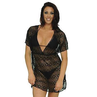Women's Gorgeous V-Neck Beach Dress