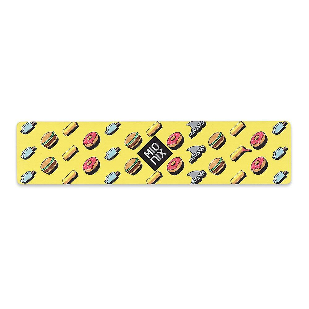 Mionix Long Pad Wristrest French Fries Yellow (MNX-05-27006-G)