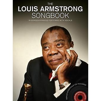 The Louis Armstrong Songbook BookCD