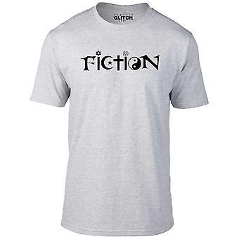 Men's fiction t-shirt.