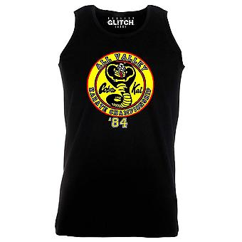 Men's cobra kai vest