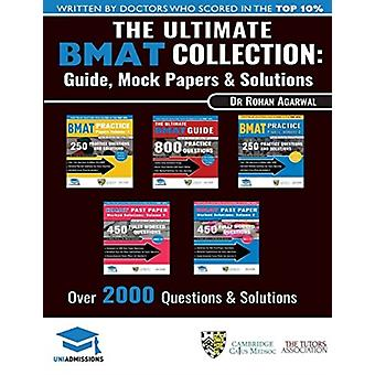 The Ultimate BMAT Collection 5 Books In One Over 2500 Practice Questions  Solutions Includes 8 Mock Papers Detailed Essay Plans 2019 Edition BioMedical Admissions Test UniAdmissions by Williams & Matthew