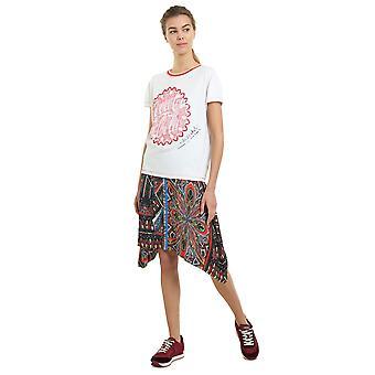 Desigual Women's Enjoy Coca Cola Tshirt Top