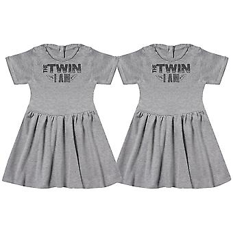The Twin I Am Baby Dress Twins, Baby Girl Twins, Baby Gift