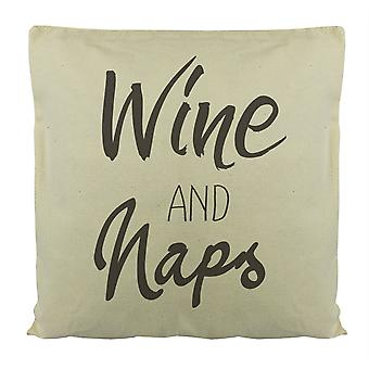 Wine And Naps - Cushion Cover
