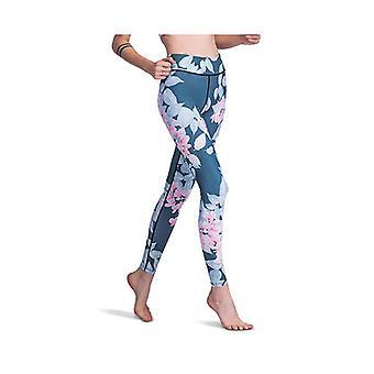Yoga Leggings Sport Women Fitness Printing High Waist Running Pants