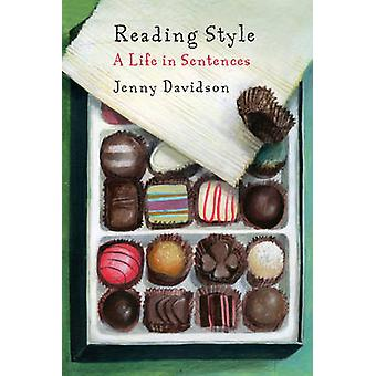 Reading Style by Jenny Davidson
