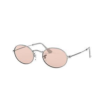 Ray-Ban RB3547 003/T5 Silver/Ljus rosa fotokromiska solglasögon