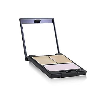 Surratt Beauty Perfectionniste Concealer Palette - # 2 (Light Peach/Warm Peach/Violet Powder) 6.2g/0.2oz