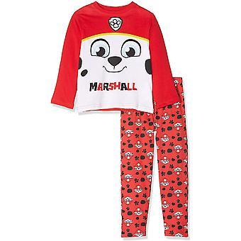 Boys HS2155 Paw Patrol Long Sleeve Pyjamas Set