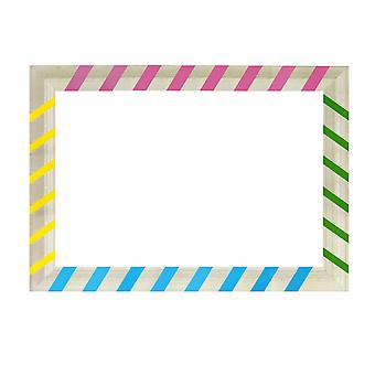 Multicoloured Large Picture Frame Photo Props