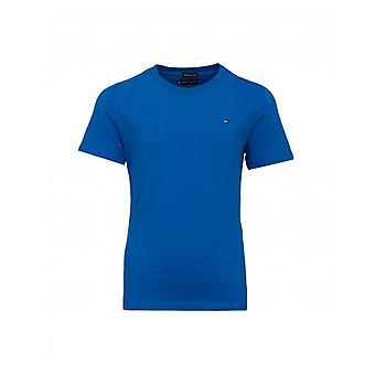 Tommy Hilfiger vlag Logo bemanning hals T-shirt