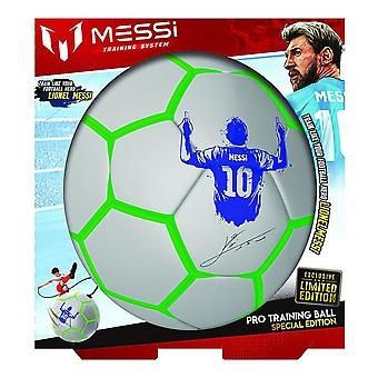 Flair Messi Pro Training Ball Silver Edition