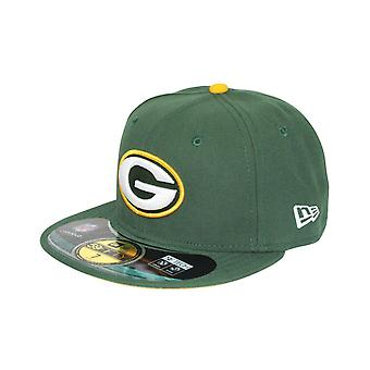 New Era 59Fifty NFL Green Bay Packers Cap
