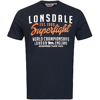 Lonsdale Men's T-Shirt Bredon