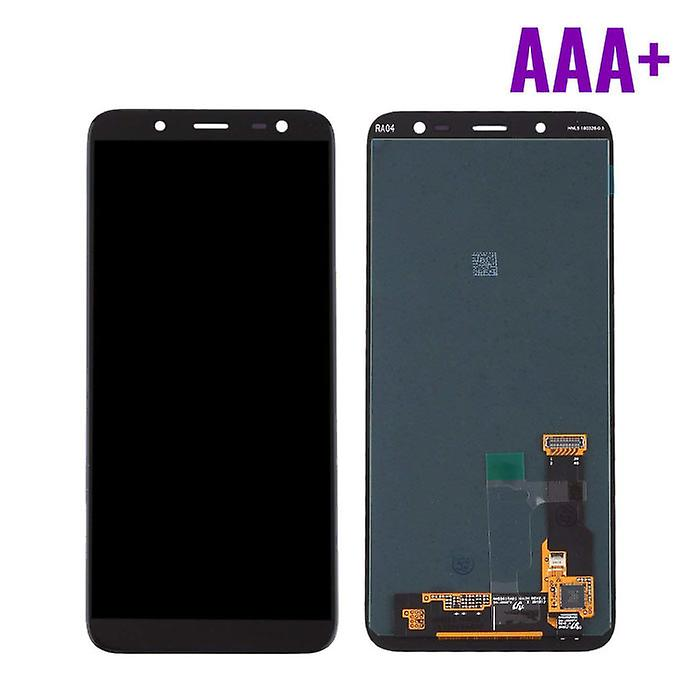 Stuff Certified® Samsung Galaxy A3 2016 A310 Screen (Touchscreen + AMOLED + Parts) AAA + Quality - Black - Copy