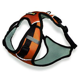 Num'axes Harnais Sport Coneckt -Orange (Dogs , Collars, Leads and Harnesses , Harnesses)