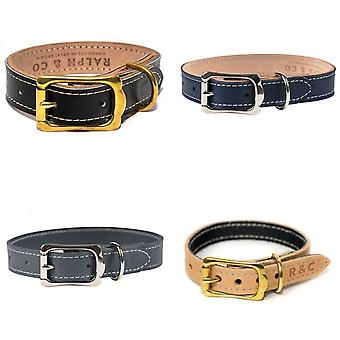 Ralph & Co Leather Dog Collar