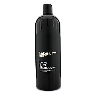 Label.M Honey & Oat Shampoo (Lightweight Repair For Dry, Dehydrated Hair) 1000ml/33.8oz