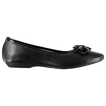 Miss Fiori Kids Brittany Girls Shoes Junior Slip On Smart Occasions School