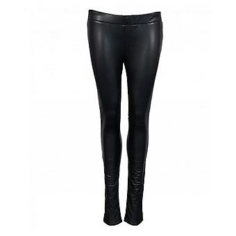 Sofie Schnoor Faux Leather Trousers